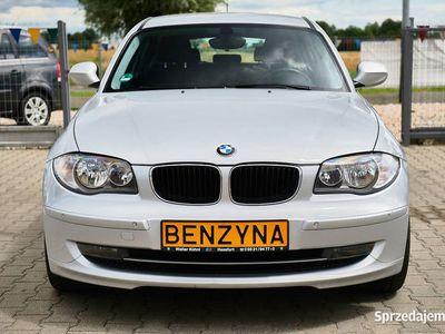 używany BMW 116 i 2.0 benzyna 122KM klima czujniki parkowania Płock