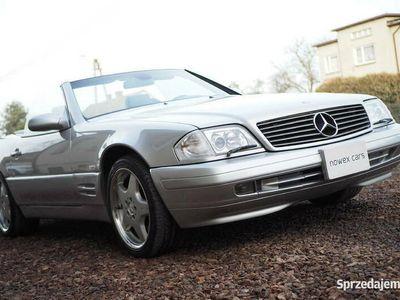 używany Mercedes SL320 V6