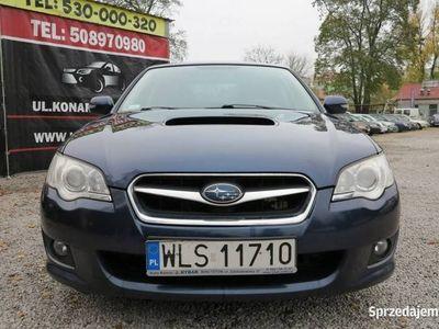 używany Subaru Legacy 2dm 150KM 2008r. 217 000km