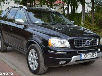 używany Volvo XC90 2.4dm 200KM 2013r. 149 000km