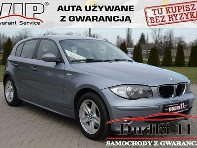 używany BMW 120 2dm 163KM 2005r. 269 000km