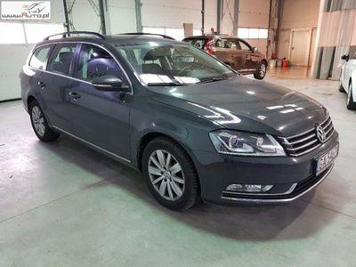 brugt VW Passat Passat 2dm3 140KM 2014r. 141 212kmVariant [B7] 2.0 TDI Comfortline