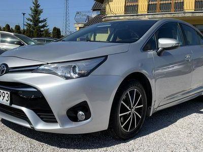 używany Toyota Avensis 1.8dm 147KM 2017r. 55 000km