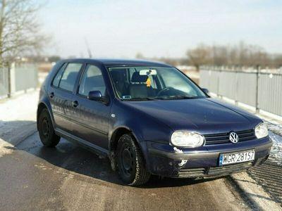 używany VW Golf 2000r. 1.4 Benzyna Zapraszamy - Możliwa Zamiana IV (1997-2003)