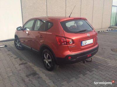 używany Nissan Qashqai 4x4 2.0 Benzyna Polski Salon