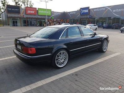 używany Audi S8 d2 fl