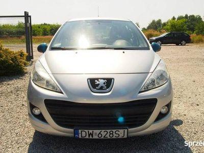 używany Peugeot 207 1.4 68KM 2012r. 169tys. km. Klimatyzacja, FV Marża, Salon PL