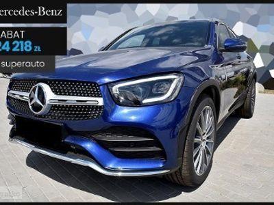 używany Mercedes 220 Klasa GLC AMG 2.04M (194KM) LINIA AMG | Pakiet Advantage + Multibeam LED