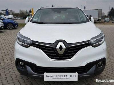 używany Renault Kadjar I 1.2TCe 130KM EDC AUT Intens salon gwarancja serwisowany