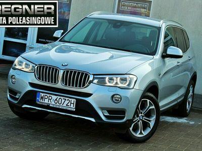 używany BMW 120 X3 2dm 190KM 2016r.000km