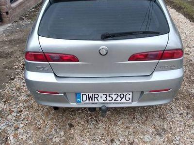 używany Alfa Romeo 156 1.9 JTD Lift