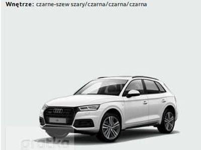 używany Audi Q5 2.0 TDI Quattro Sport S tronic