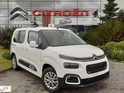 używany Citroën Berlingo 1.5dm 130KM 2020r. 3km