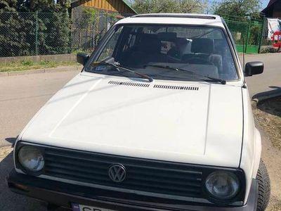 używany VW Golf II 1991 oryginalny przebieg dokumentacja z Niemiec