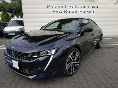 używany Peugeot 508 1.6dm 225KM 2019r. 18 886km