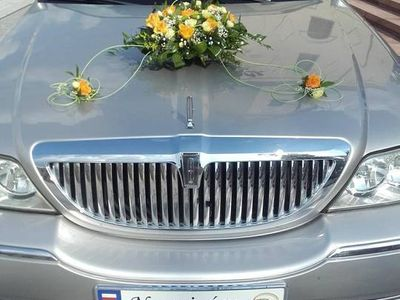 używany Lincoln Town Car