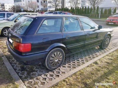 używany Audi 80 B4 Klima, ABS, alarm, c.z.