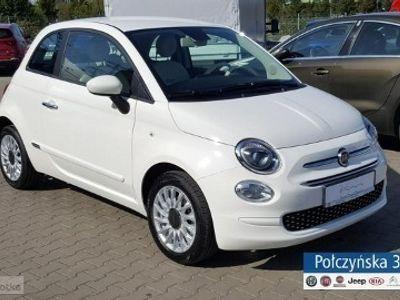 używany Fiat 500 1.2dm 69KM 2020r. 5km