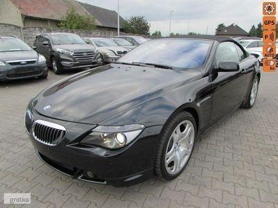 używany BMW 333 SERIA 6 Cabrio Sport Navi Automat KM