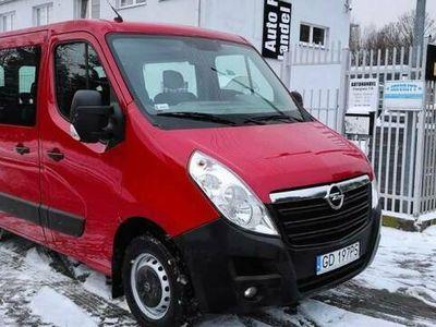 używany Opel Movano MovanoIII 9 osób klima hak III (2010-)