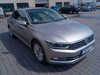 używany VW Passat 1.4dm 150KM 2016r. 174 713km