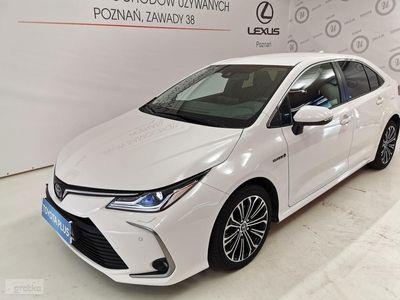 używany Toyota Corolla XII 1.8 Hybrid Comfort, 1 Właściciel, Salon Polska, Serwis ASO, FV23%