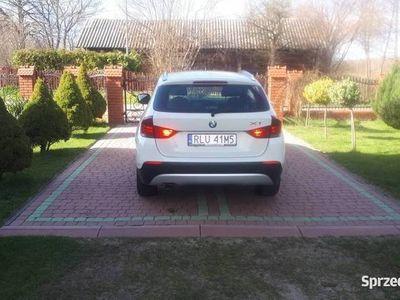 używany BMW X1 xDrive 18d 2010r