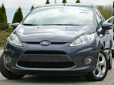 używany Ford Fiesta Opłacona 1.6D 90KM Serwis Klima Alu Parktronik Gwarancja Mk7 (2008-)