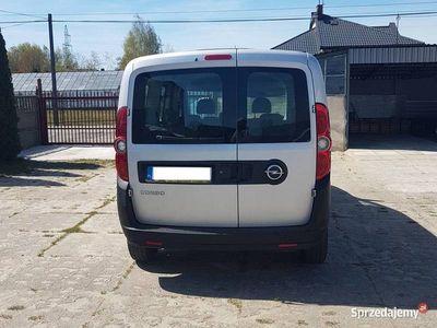 używany Opel Combo D 2016 - L2H1 - Pierwszy właściciel