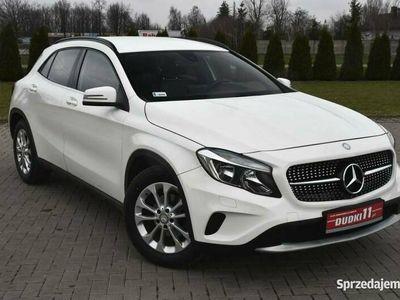 używany Mercedes GLA200 2.2dm 136KM 2015r. 106 000km