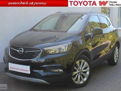 używany Opel Mokka X 1.4 T Elite S&S salon PL bezwypadkowy serwis aso VAT23%