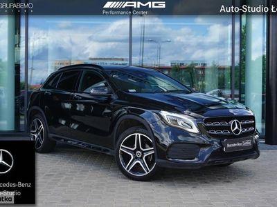 używany Mercedes GLA200 Klasa200 Sport AMG GarminMap Kamera Ambient Tempomat LED