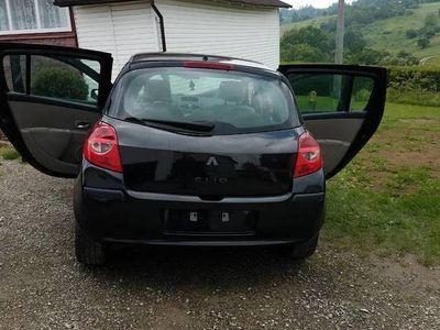 używany Renault Clio III