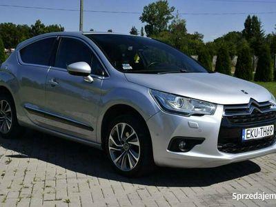 używany Citroën DS4 1,6hdi DUDKI11 zarej w kraju,xenon,alu,navi,skóry,GWARANCJA