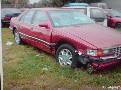 używany Cadillac STS