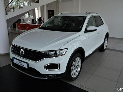 używany VW T-Roc SalonPL,Vat23%,Pakiet komfort,Pakiet zimowy,Pakiet drogowy