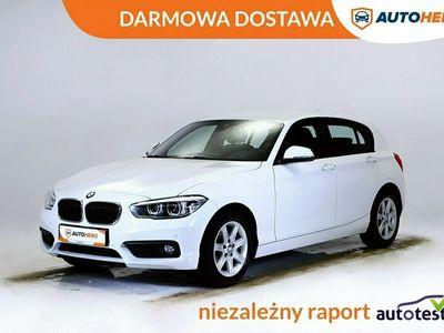 używany BMW 118 DARMOWA DOSTAWA LED, PDC, Podg.fot, Aut.klima, Bluetooth F20 (2011-)