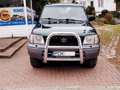 gebraucht Toyota Land Cruiser 3dm3 125KM 2000r. 363 514km 3,0 TD 125KM I Wlasciciel przez 10 lat w Kraju Doinwestowany !!