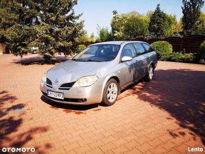 używany Nissan Primera 2.2