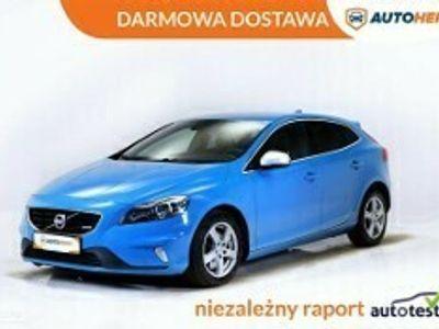 używany Volvo V40 DARMOWA DOSTAWA, R-Design, 150KM, NAvi, Klimatyzacja auto II (2012-)