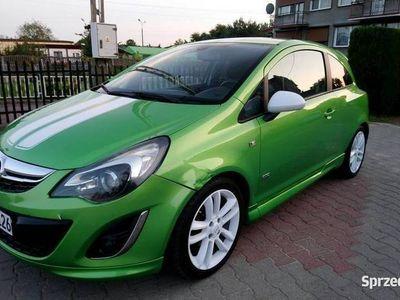 używany Opel Corsa Opc Line Full opcja