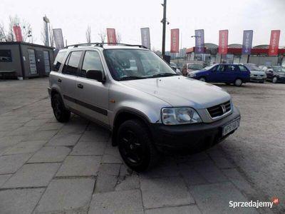 używany Honda CR-V !!!Targówek!!! 2.0 Benzyna + LPG, 1998 rok produkcji! KOMIS TYSIAK I (1995-2001)