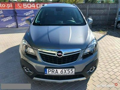 używany Opel Mokka 1.4dm 140KM 2014r. 47 000km