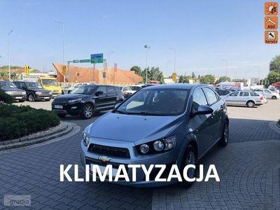 używany Chevrolet Aveo 1.2dm 86KM 2013r. 68 000km