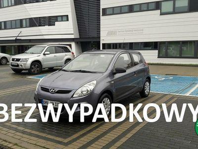 używany Hyundai i20 Bezwypadkowy,Serwis,Klima,Stan wizualny i techniczny Rewelacyjny! I (2008-2014)