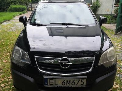 używany Opel Antara 2.0, automat, diesel, 4x4