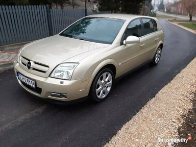 używany Opel Signum 3.0 Rok 2004