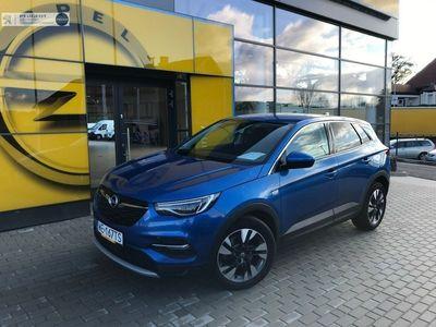 używany Opel Grandland X 2dm 177KM 2018r. 34 099km