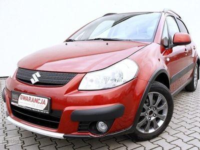 używany Suzuki SX4 I 1.6 107KM/Klima/ Bezwyp/Serwisowany/ Zarejestr/ GWARANCJA TECHNICZNA