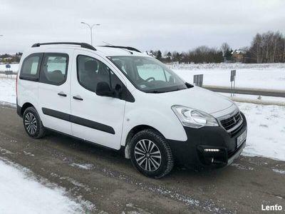 używany Peugeot Partner Tepee Outdoor 1,6BlueHDI 100KM, Salon Polska